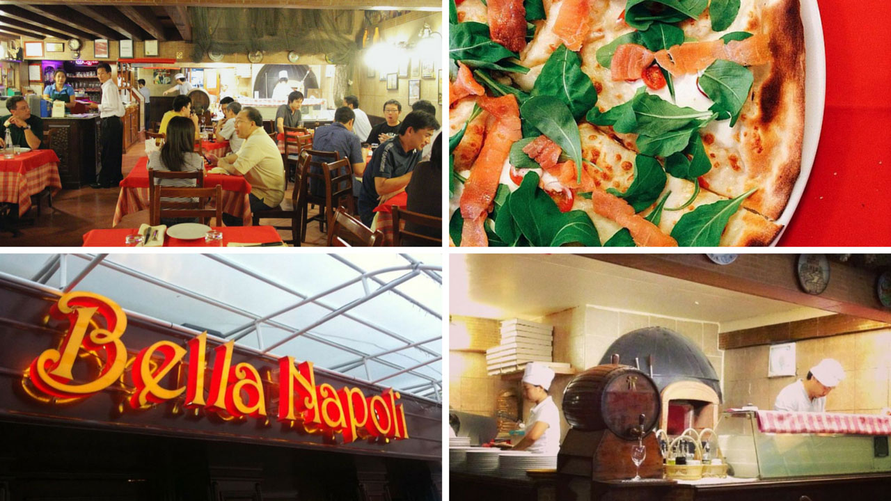 8 Bangkok Pizzerias - Bella Napoli
