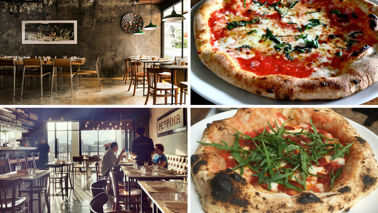 8 Bangkok Pizzerias - Lap Peppina