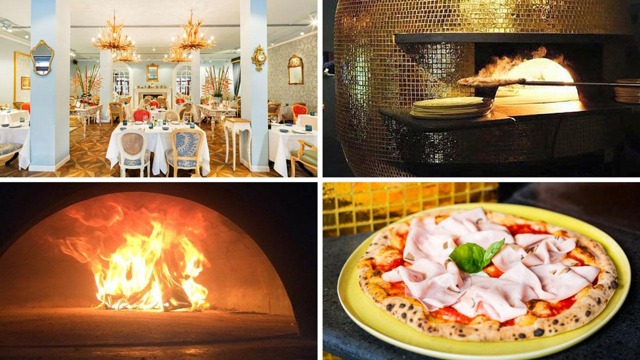 8 Bangkok Pizzerias - Pizza Masillia