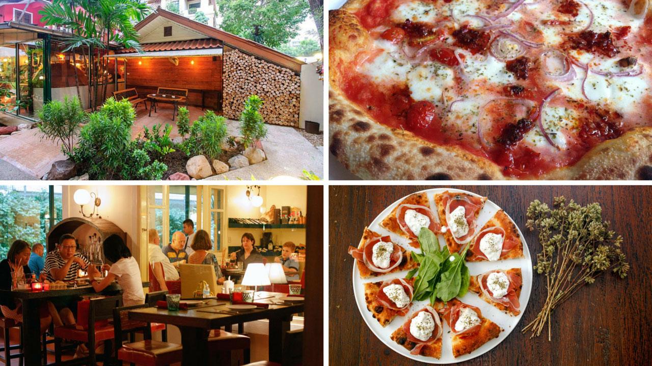8 Bangkok Pizzerias - Il Bolognese Trattoria e Pizzeria