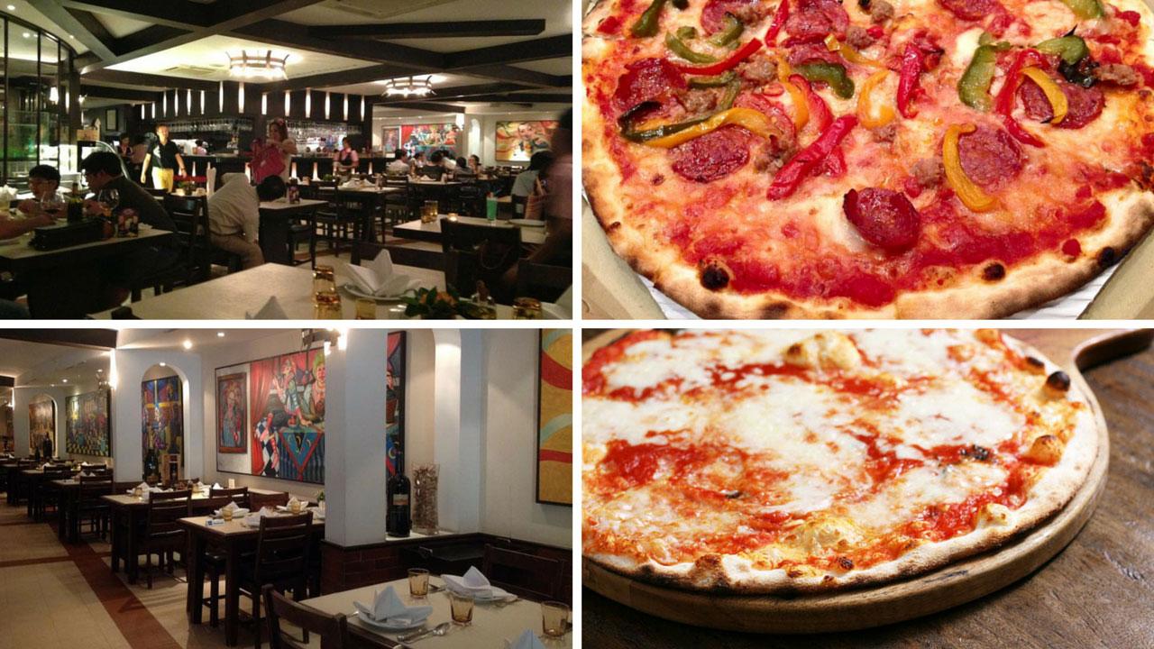 8 Bangkok Pizzerias - Bacco