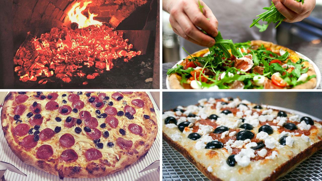 8 Bangkok Pizzerias - Pizza Mania