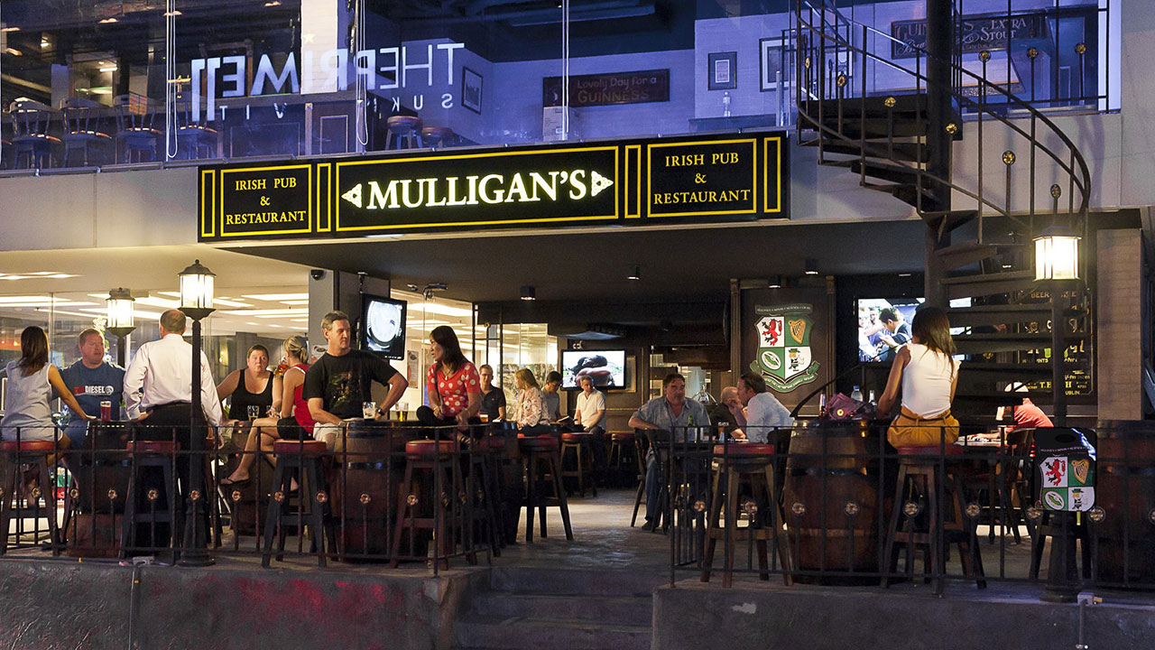 Mulligan's Irish Restaurant & Bar