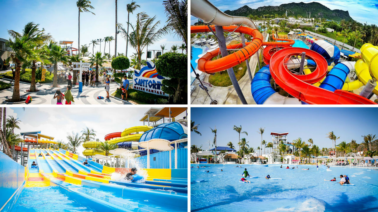 5 Waterparks Near Bangkok