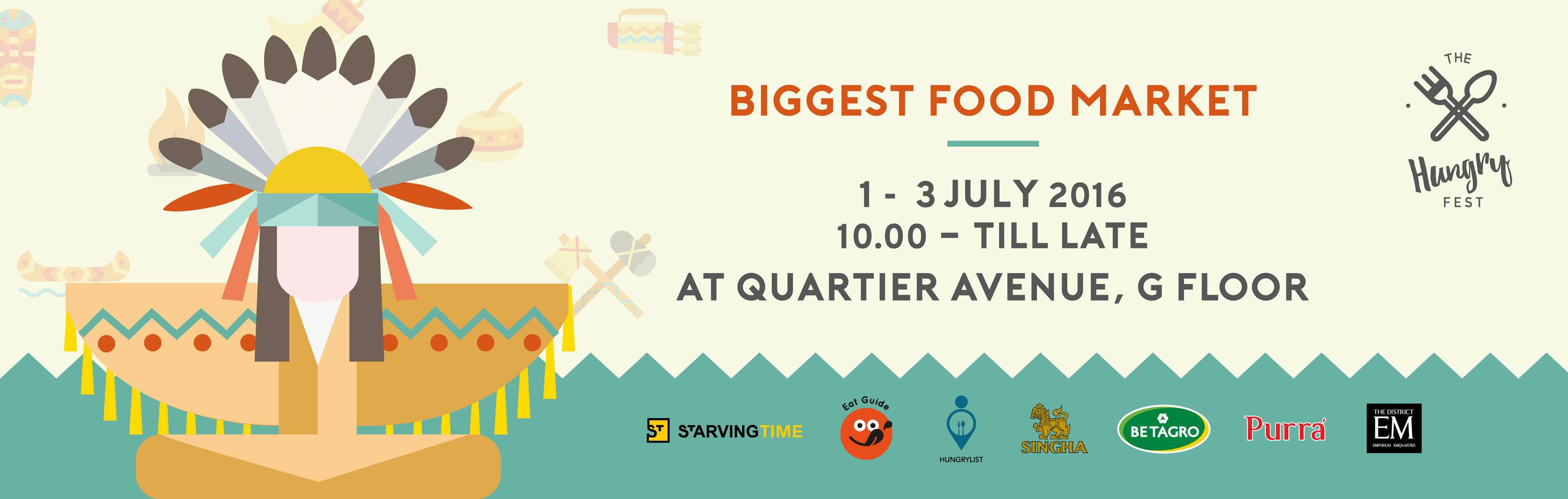 Hungry Fest Bangkok