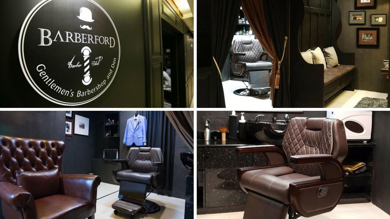 5 Upscale Barber Shops in Bangkok - BarberFord
