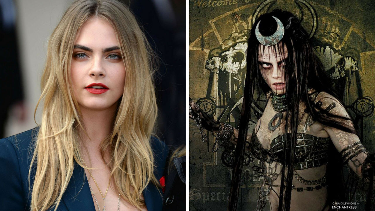 Suicide Squad-Enchantress
