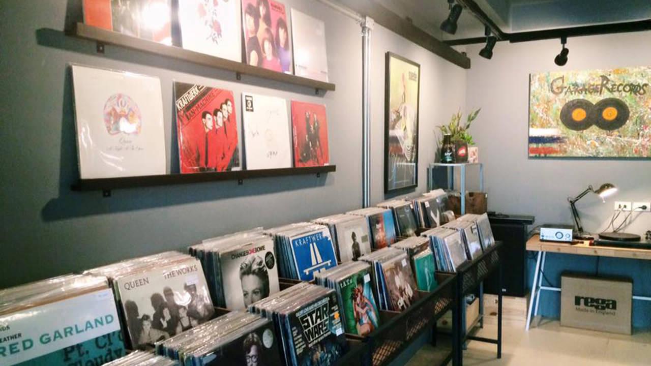 8 Bangkok Vinyl Shops - Garage Records