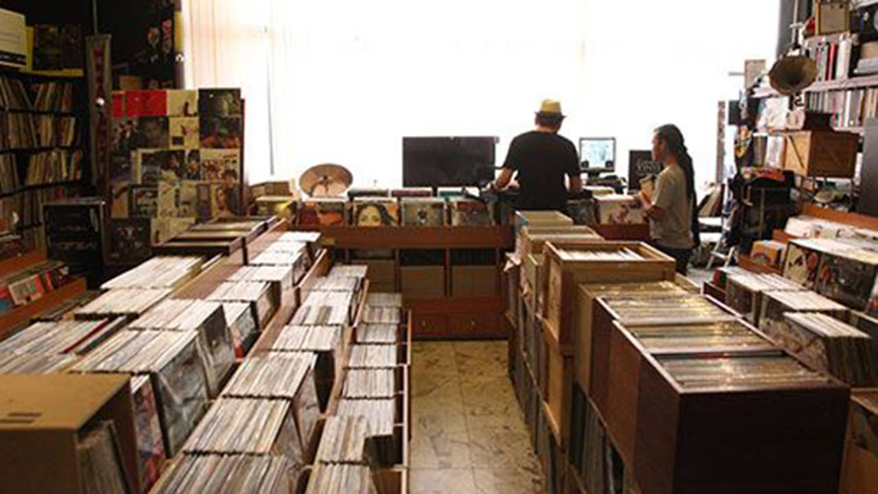8 Bangkok Vinyl Shops - Vinyllica