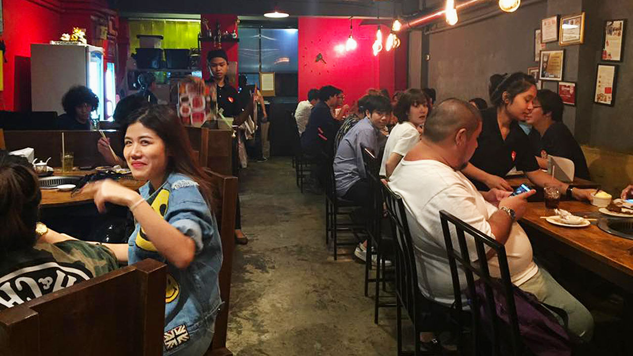 6 All You Can Eat Places In Bangkok - Taotaan Yakiniku Paradise