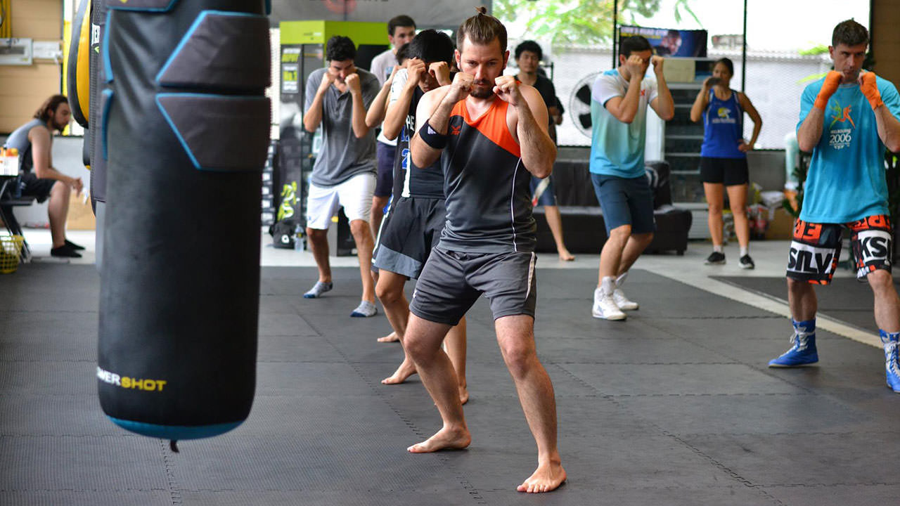 5 Bangkok Muay Thai Gyms To Stay Fit and Healthy - Lion's Head Boxing Gym