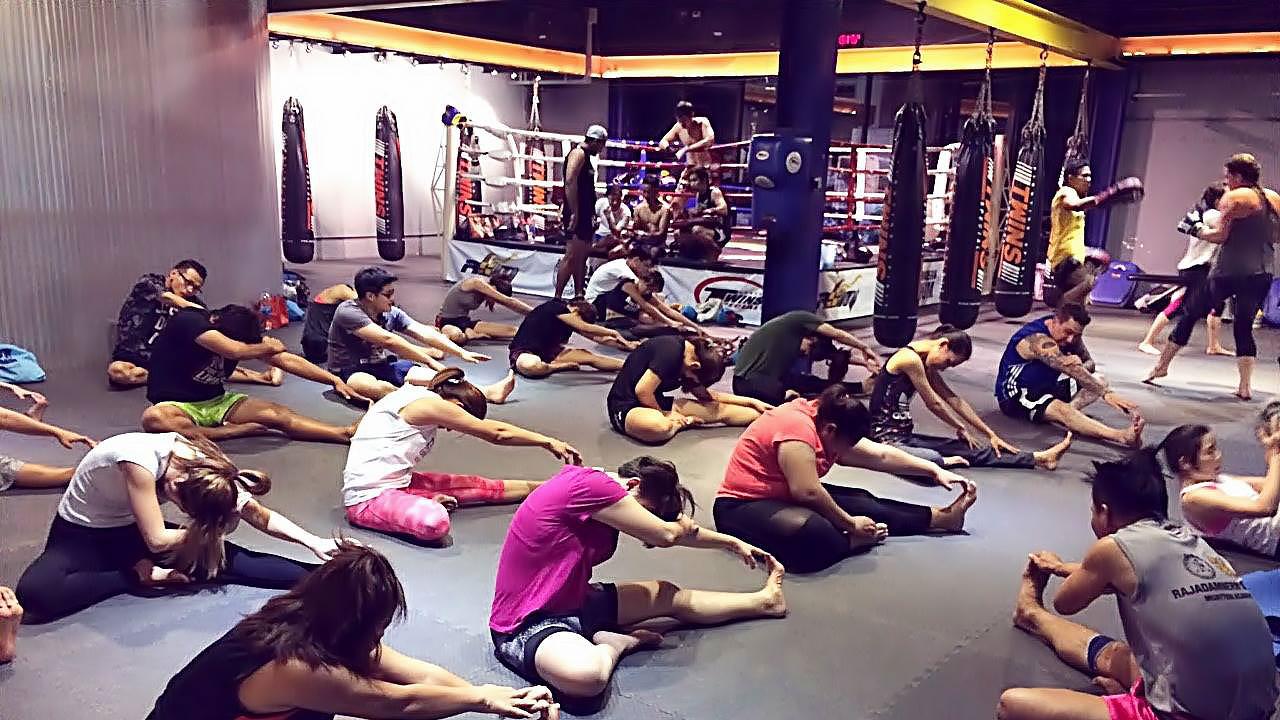 5 Bangkok Muay Thai Gyms To Stay Fit and Healthy - Ratchadamnoen Singha Muay Thai Academy (RSM)