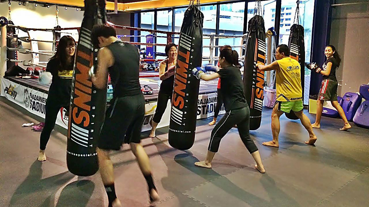5 Bangkok Muay Thai Gyms To Stay Fit and Healthy - Ratchadamnoen Singha Muay Thai Academy (RSM)