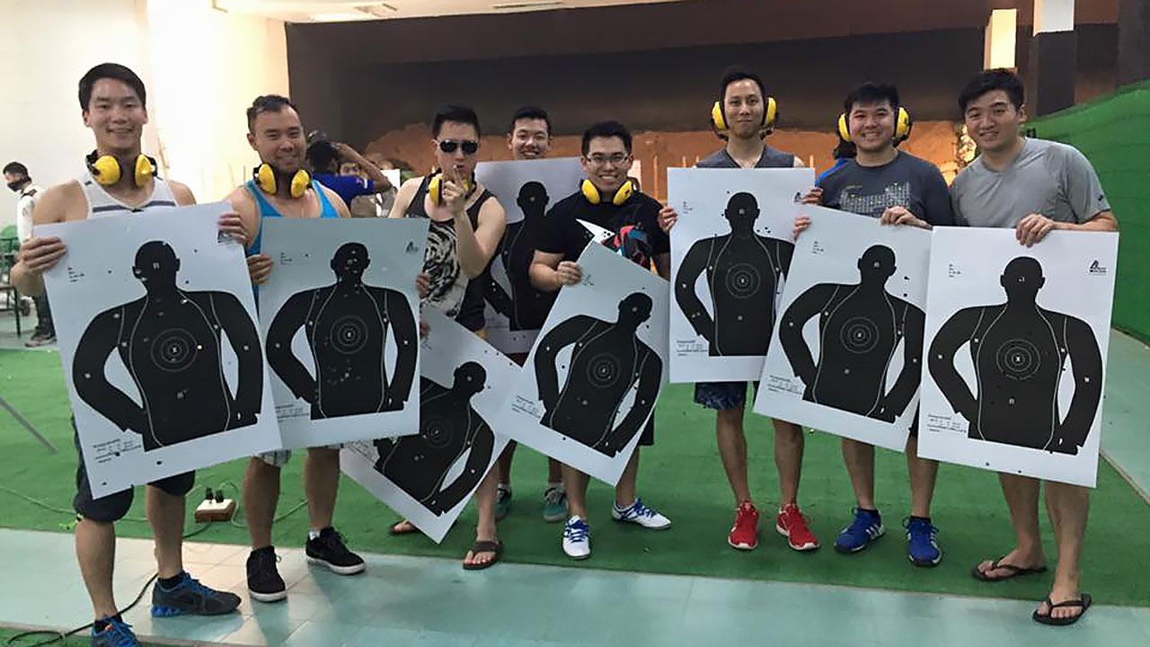 5 Adventurous Activities for an Adrenaline Rush in Bangkok - Bangkok Shooting Range