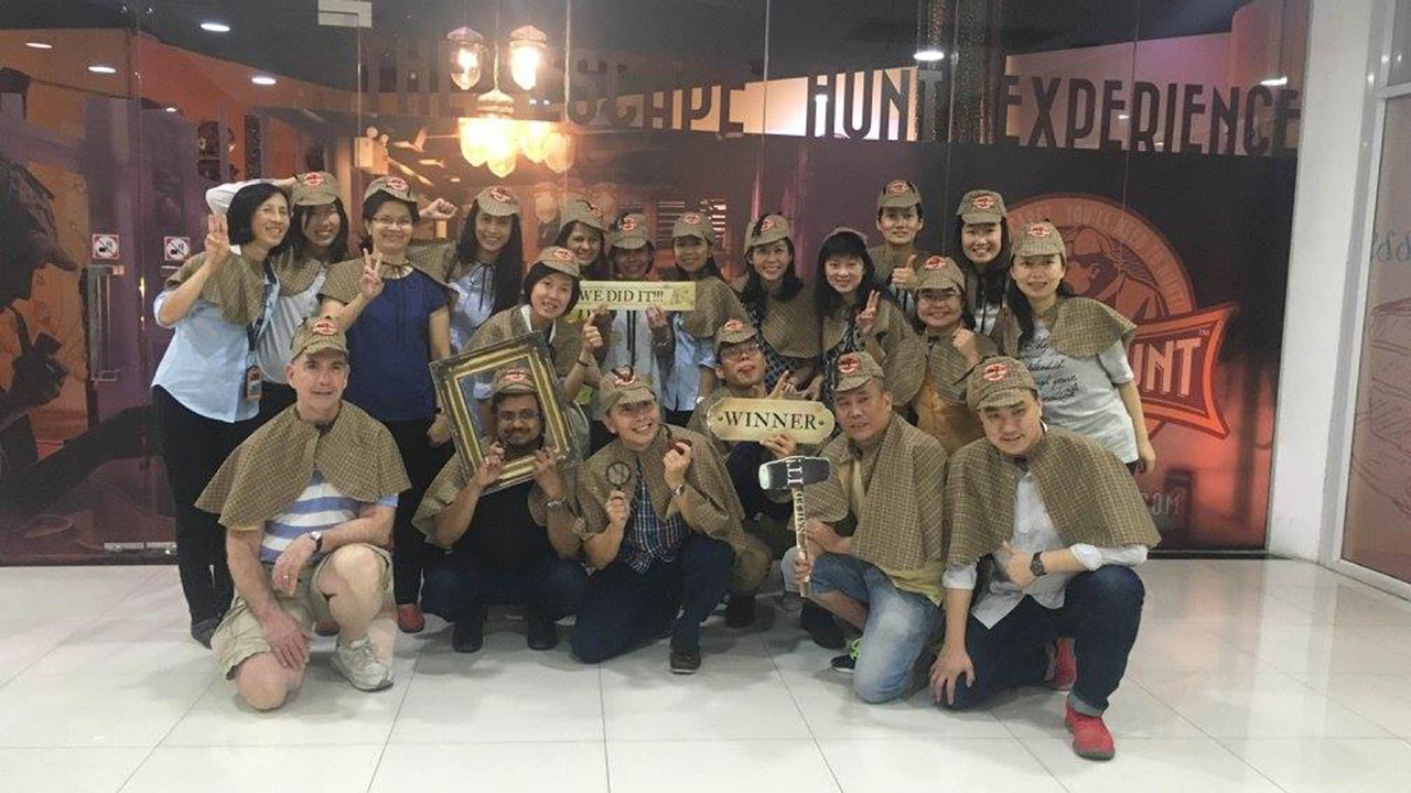 5 Adventurous Activities for an Adrenaline Rush in Bangkok - The Escape Hunt Experience Bangkok
