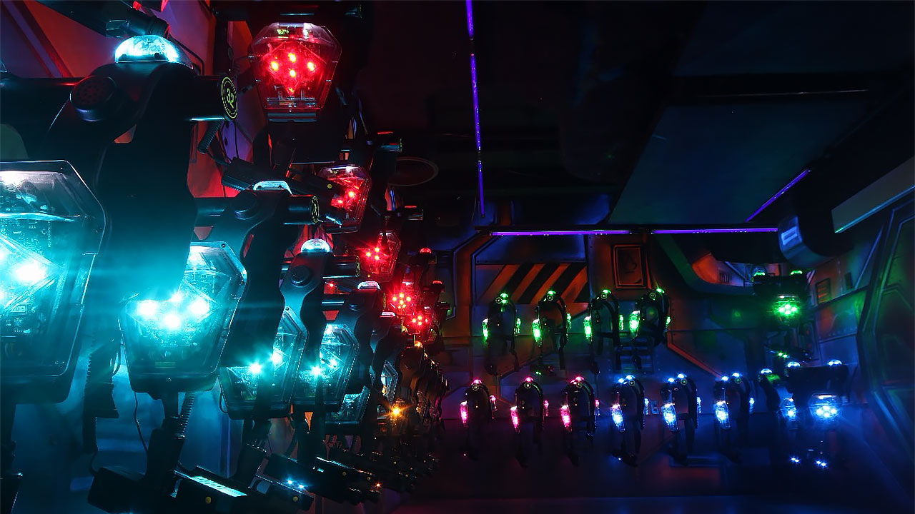 5 Adventurous Activities for an Adrenaline Rush in Bangkok - LaZgaM Laser Games