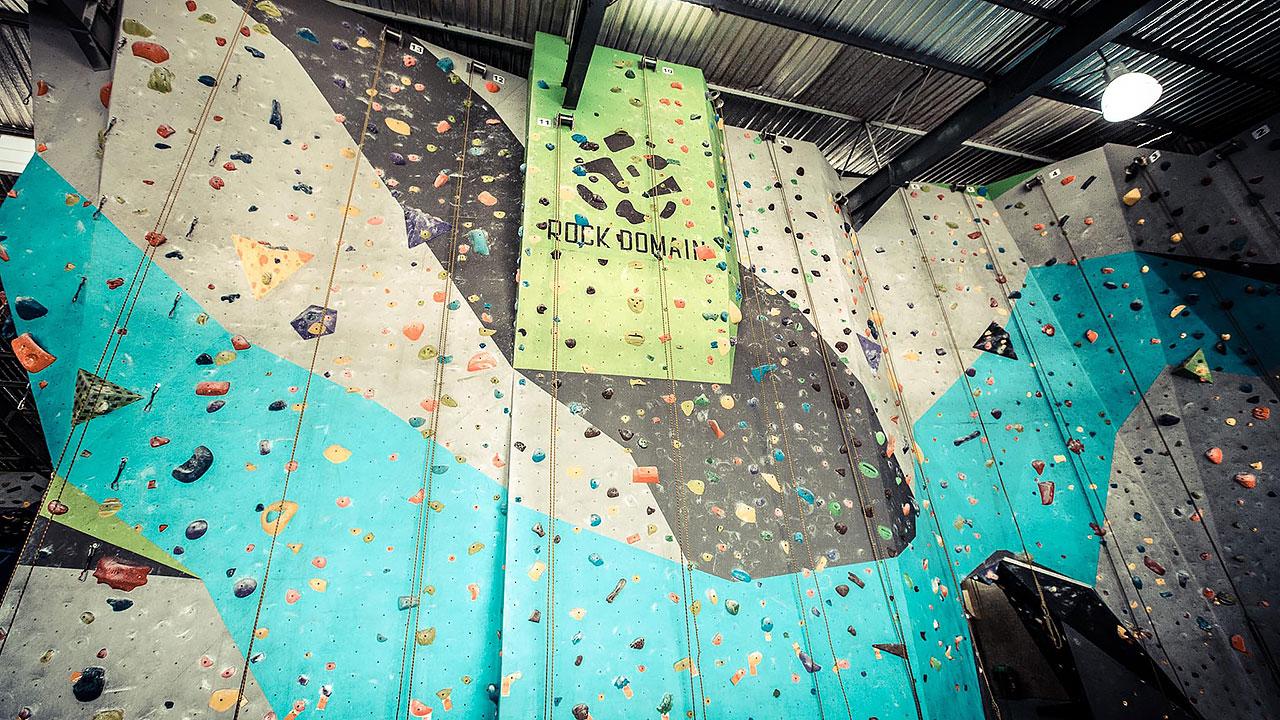 5 Adventurous Activities for an Adrenaline Rush in Bangkok - Rock Domain Climbing Gym