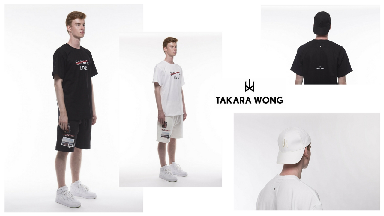 TAKARA WONG | The Newest Street Wear Brand in Bangkok