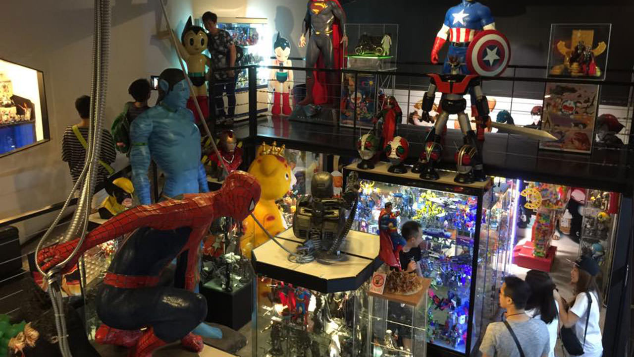 7 Unique Bangkok Museums You Should Visit At Least Once – Batcat Toy Museum