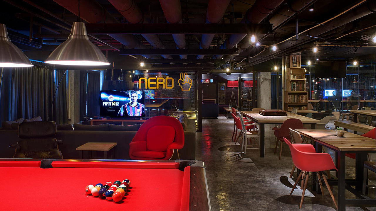 6 Bangkok Cafes to Get Your (Board) Game On - Game Over Lounge