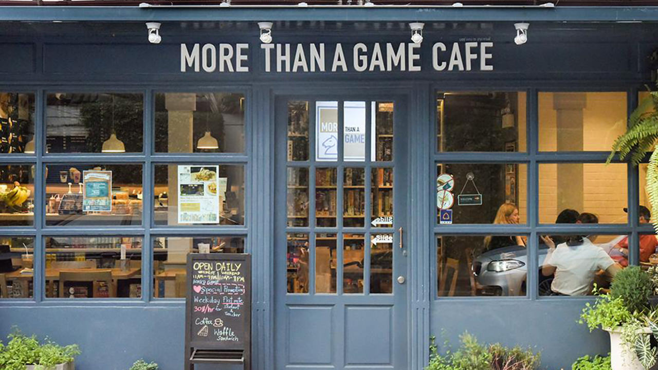 6 Bangkok Cafes to Get Your (Board) Game On - More Than a Game Cafe