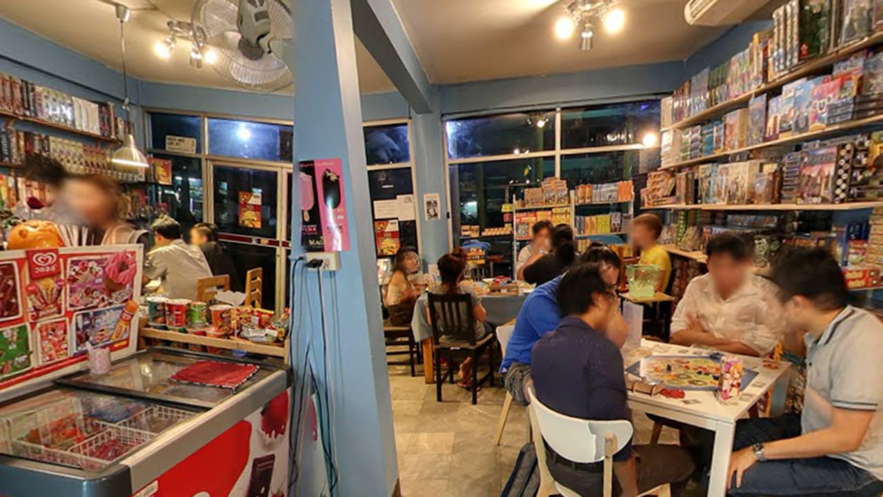 6 Bangkok Cafes to Get Your (Board) Game On - Ninive Game Store